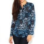 Blusa manga larga en shopakira.com