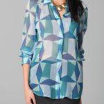 Blusa para dama en shopbop.com