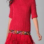 Vestido de punto en shopbop.com