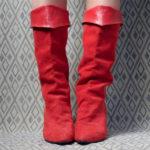 Calzado femenino: Botas de cuero