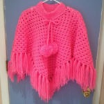 Ponchos a crochet en Etsy.com