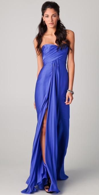 Vestidos de mujer largos elegantes
