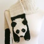 Bufandas a crochet en Etsy.com