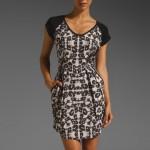 Vestido corto de Rebecca Taylor