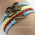 Joyería para mujer: pulseras