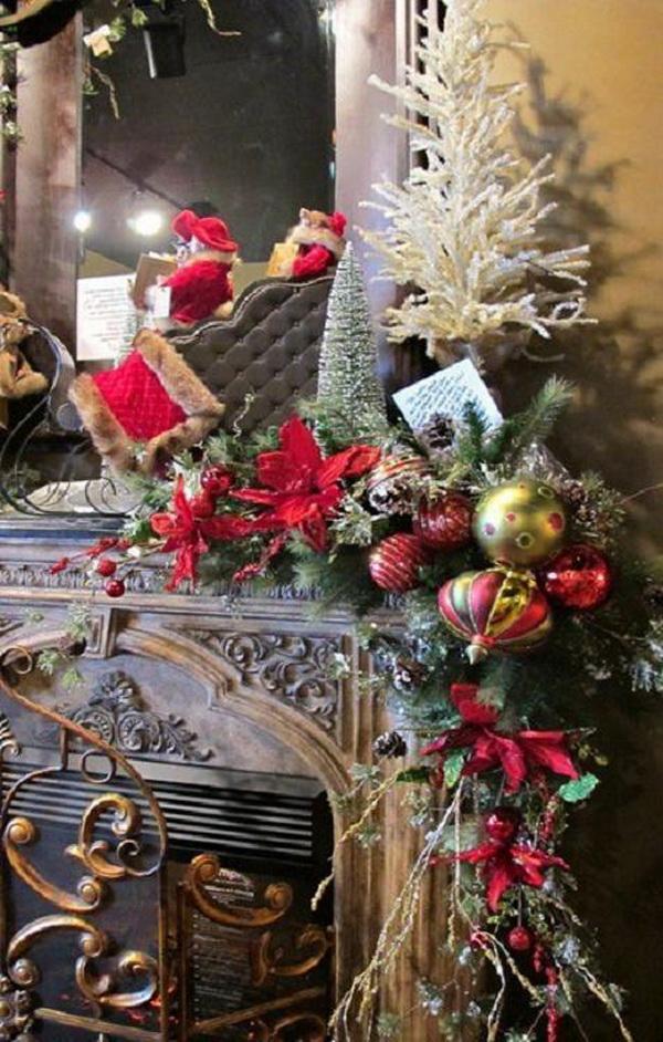 Decoracion De Navidad Utilisima ~ Sigue este enlace para ver mas modelos de decoraci?n