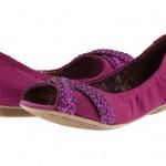 Zapatos planos de mujer-2013