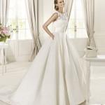 Vestidos largos para novias 2013