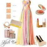 Looks para vestir vestidos maxi
