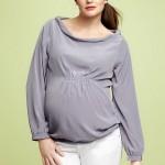 Blusas de maternidad modernas