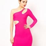 Tendencias de vestidos cortos 2013