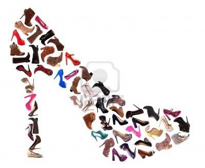 Consejos para escoger los zapatos perfectos yo util sima - Zapatos collage ...