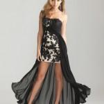 Consejos para elegir vestidos de noche