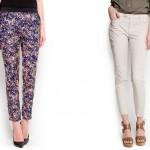 Colección de pantalones pitillos 2013