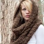 Bufandas de mujer para el invierno 2013