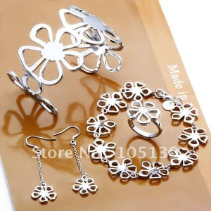 vintage-Full-chrysanthemum-antebq1506-silver-jewelry-set-fashion-jewelry-wholesale