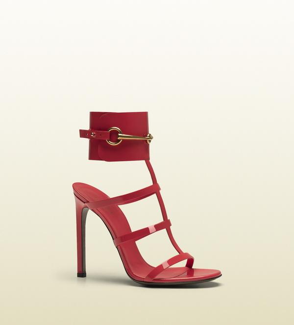 Colección sandalias Gucci para mujer  e4fc4e9bb68