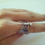 Compra online anillos de plata para mujeres