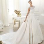 Tendencias de vestidos para novias 2014