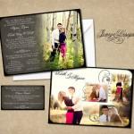 Ideas para hacer tarjetas de invitación a bodas
