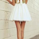 Mitos sobre los vestidos cortos de fiesta