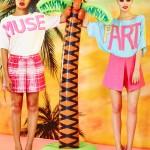 Coleccion Moschino Cheap primavera 2014