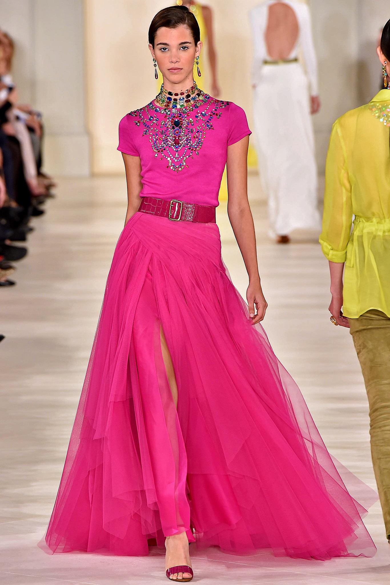 Colección Ralph Lauren Primavera 2015 | Yo Utilísima