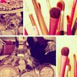 Ideas para organizar tu maquillaje