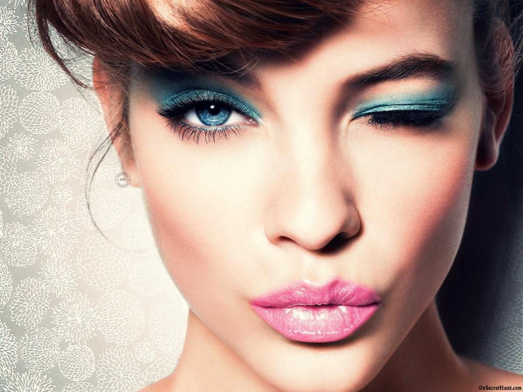 maquillaje mujer