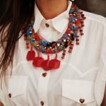 Es increíble! Descrube las mejores formas de combinar tus maxi collares