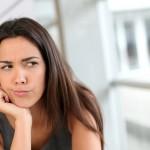 Un poco loco! Estas son las preocupaciones mas comunes en la mujeres