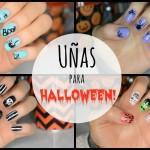 Deslumbra con tus uñas en las fiestas de Halloween