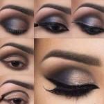Obtén muchas miradas con estos sencillos consejos para maquillar tus ojos