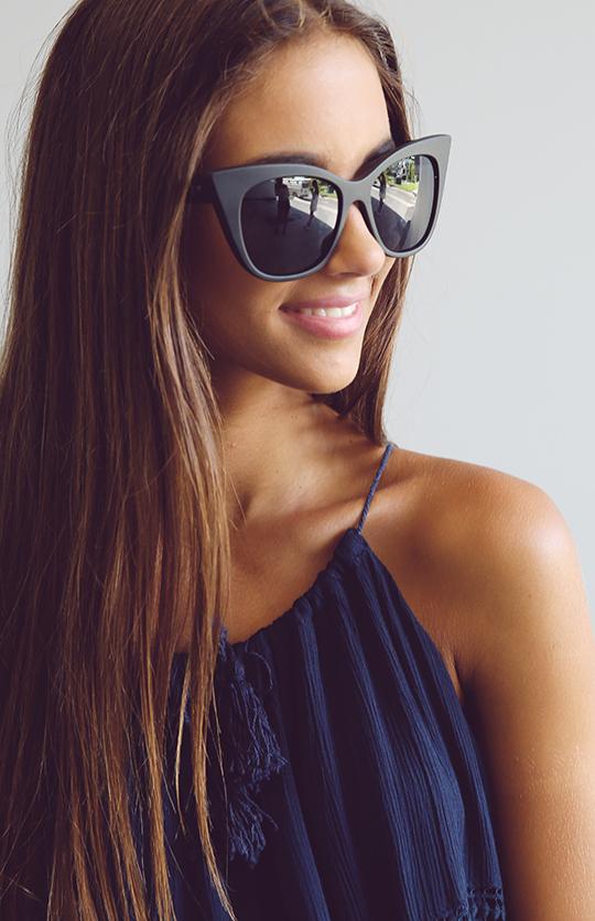Isabelle sunglasses blk