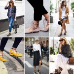 La nueva tendencia 2016 en zapatos, caútivate con los Lace Up Flats