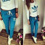 Los mejores outfits que puedes armar con ropa Adidas!