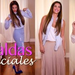 4 faldas que no deben faltar en tu armario por Gaby Espino