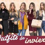 Moda para las estaciones: Outfits de invierno!