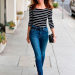 Outfits que puedes armar con tus jeans de cintura alta!