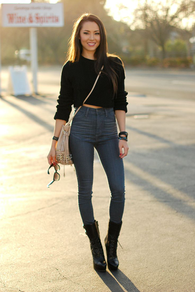 high-waisted-jeans-trend-2015-guatemala
