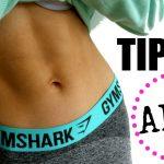Obtén un abdomen plano gracias a estos tips básicos!