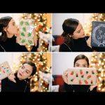 Envuelve tus regalos navideños de la manera más cool!