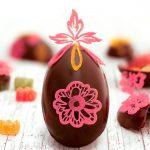 Como hacer huevos de Pascua bonitos <3