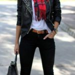 Aprende a combinar tus bufandas luciendo chic y a la moda!