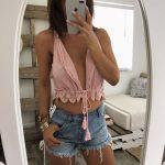 Outfits para verano con blusas y tops en tendencia